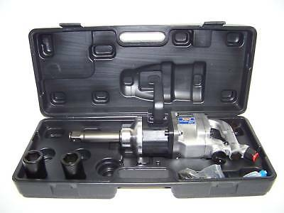 """1"""" Dr. Air Impact Wrench Short Shank 1900Lb Truck Tools Cmt"""