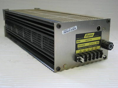 Acopian B24G500 Linear Regulated Power Supply AC Nominal Input, 24V 5A Output