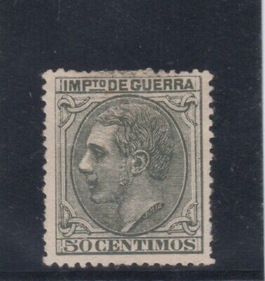 50 Cts Verde Alfonso Xii