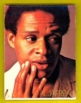 Al Jarreau 1978 Japanese GIANT matchbook unused
