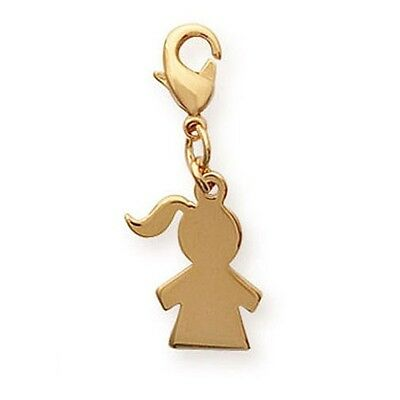 CHARM'S fantasy Fille M PLAQUE OR neuf - 2708300