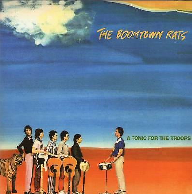 Boomtown Rats - A Tonic For The Troops Cd (1978) Bob Geldof / Uk Punk