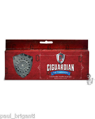 Ciguardian Rectangle Chaperone Humidifier by Cigar Tech