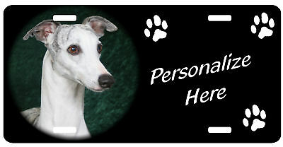 Whippet #3    Personalized Automobile License Plate