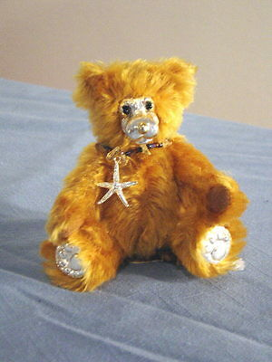 "Raikes 5"" Starfish Bear - New/Signed"