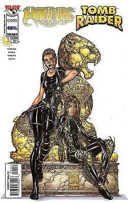 Witchblade / Tomb Rider - Comic - 1998 - 9.4 - Special