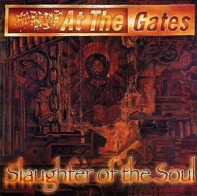 """At The Gates """"Slaughter Of The Soul"""" CD -  NEW"""
