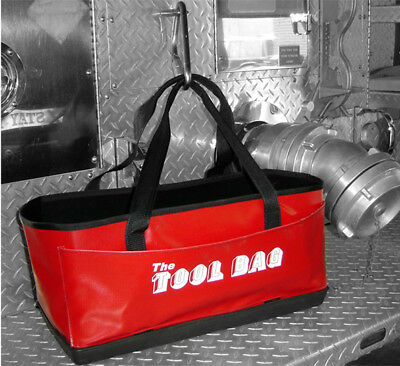 The Firefighter Tool Bag - Holds Hydrant Wrench, etc.