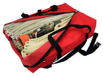 High-Rise Hose Pack Bag or Wildland Hose Pack Bag