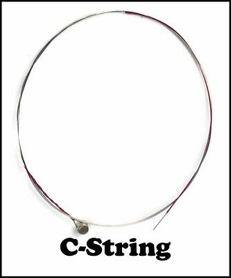 C-4 String for Student CELLO in 4/4 Full Size