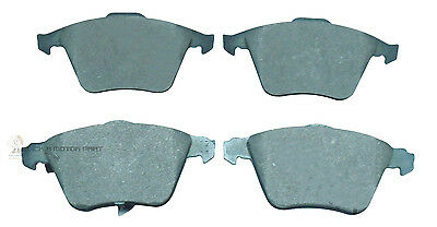 Genuine Ford Focus MK2 ST225 Motorcraft Front Brake Pads Axle Set Kit 1464435