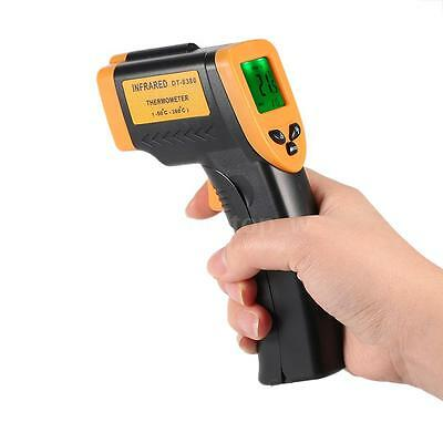 Cheap Non-Contact LCD IR Laser Infrared Digital Temperature Thermometer Gun 8:1