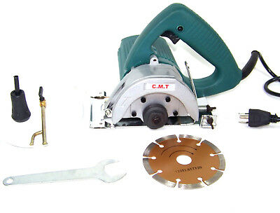 Wet And Dry Electric Marble Cutter Saw With Blade cmt