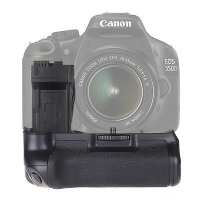 Pro Battery Grip pack for Canon EOS T2i 550D 600D 700D  DSLR Camera as BG-E8