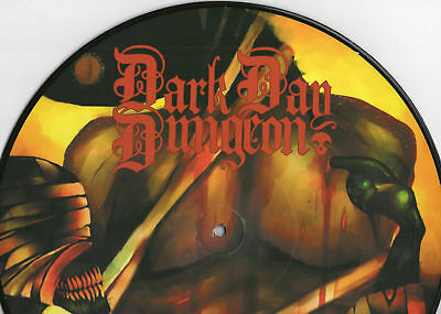 Dark Day Dungeon - By Blood Undone Lp (Picture Lp) Ltd.