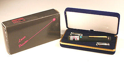 Laser Pointer - 650 nm diode - very bright
