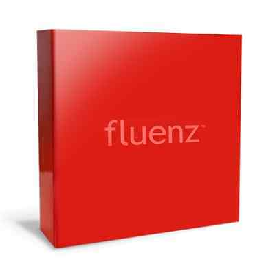Fluenz French 1+2+3+4+5 for Mac, PC, Online, iPhone,iPad & Android Phones