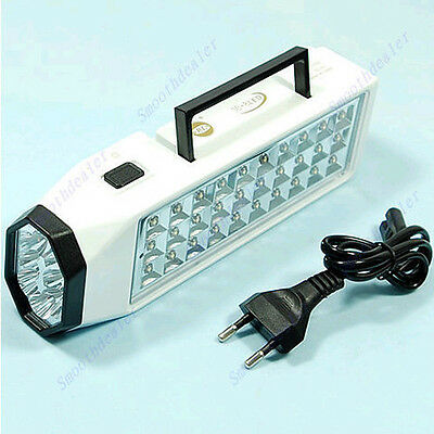38-LED Rechargeable High Capacity Emergency Light Lamp