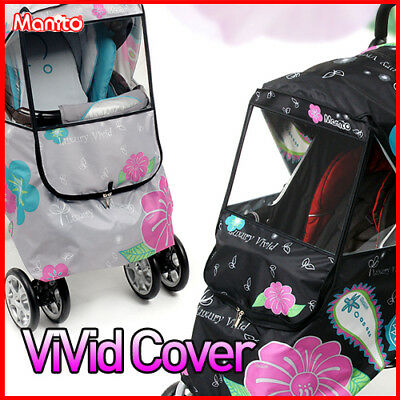 [manito] Vivid Rain cover for strollers.TOP Quality!!
