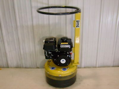 NEW Packer Brothers PB180 Round plate compactor rammer