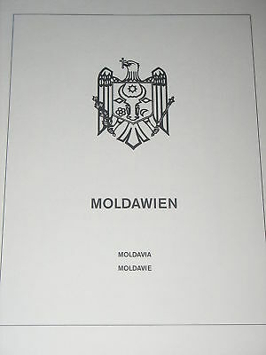MOLDAVIA MOLDAWIEN Collection Sammlung 1991-2000 Mi 1-372 incl. S/S Blöcken MNH