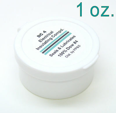 DOW CORNING 4 DC4 Silicone Electrical Insulating Compnd