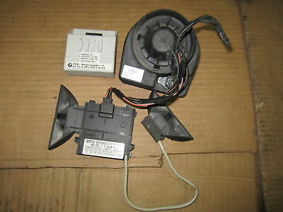 Bmw E53 X5 Alarm System Car Alarm Set Oem