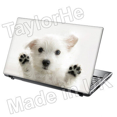 Laptop Skin Cover Notebook Sticker Decal Cute Puppy