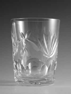 WATERFORD Crystal - ASHLING Cut - 5oz Juice Tumbler Glass / Glasses - 3 1/2""