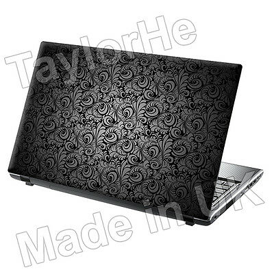 "15.6"" Laptop Skin Cover Sticker Decal paisley Vintage"