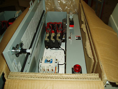 EATON CUTLER HAMMER Cutler Hammer Starter NEW Combination Strater