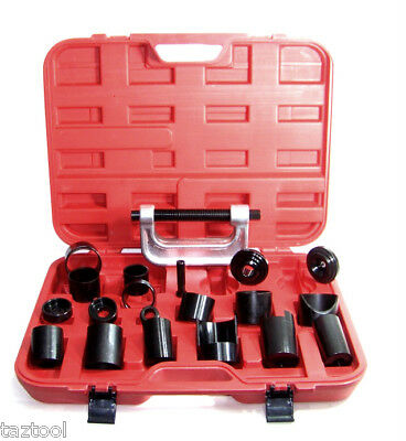 21Pc Ball Joint Deluxe Service Kit Remover Installer