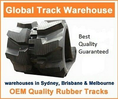 Excavator Rubber Track 400x72.5Nx72 Direct From Manufacturer