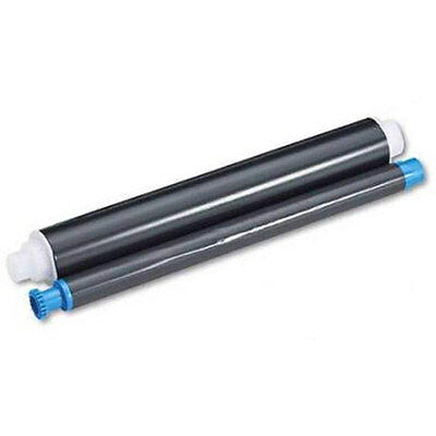 SMCO Fax Ink Film 2 Rolls For Panasonic KX-FA55X  Twin Pack