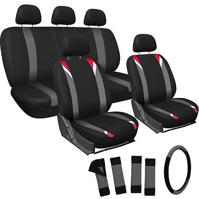 Universal Fit Car Seat Covers 16 PC Set !