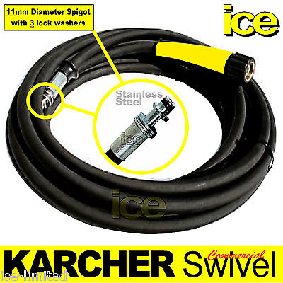 karcher 10m 63900250 high pressure hose 49. Black Bedroom Furniture Sets. Home Design Ideas