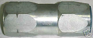 """Bruning Deccto 1/2"""" In-line Check Valve DC-500-5"""