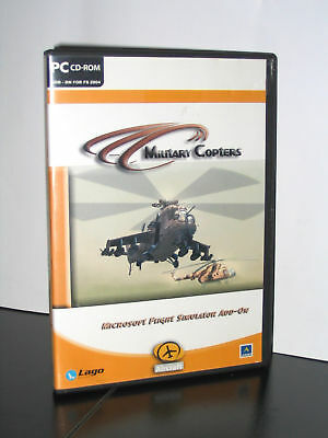 Military Copters Add On (Fs 2004) Pc-Cd Usato Ottimo 21499