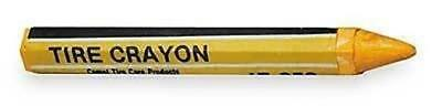 Tire Marker Crayon Yellow IMCA Dirt Late Model Off Road