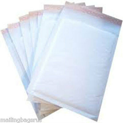 40 White Padded Bubble Bag Envelope 345mmx450mm
