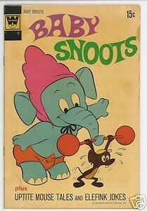 Baby Snoots # 9 , 1972