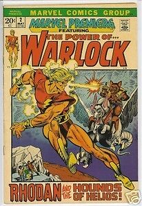 Marvel Premiere # .2 ,May 1972