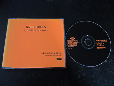 Garth Brooks/In the life of Chris Gaines 13-Tr.Promo/CD
