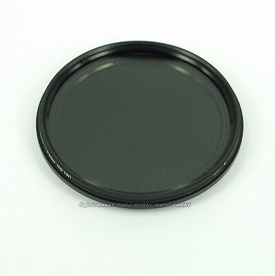 62mm 62 mm fader ND Lens filter adjustable variable ND2 ND4 ND8 ND10 to ND400