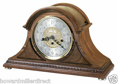 Howard Miller 630-202 Barrett ll - Chiming Mantel Clock