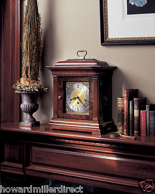 Howard Miller 612-436 Thomas Tompion - Chiming Mantel Clock