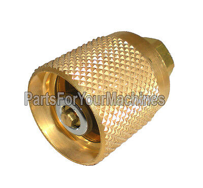 Female Coupler For Lpg Fuel Systems, Propane Buffers, Forklifts, Rego 7141F