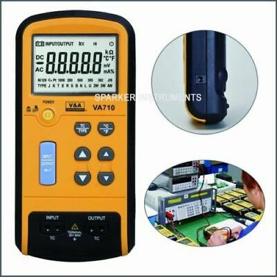 Process Calibrator Thermocouple J,K,T,E,R,S,B,N(710)