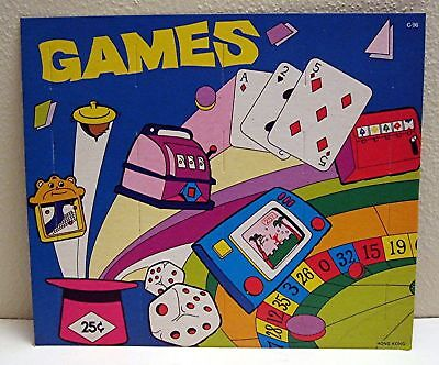 Games 25 Cent Old Gumball Vending Machine Toy Sign