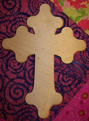 UNFINISHED WOOD CROSS Speedy 3-6/'/' tall Quantity 10